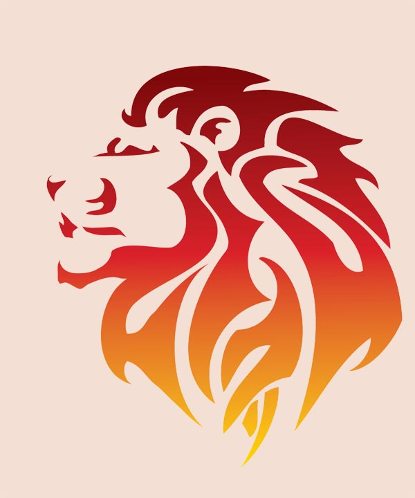 roaring red lion logo wwwimgkidcom the image kid has it